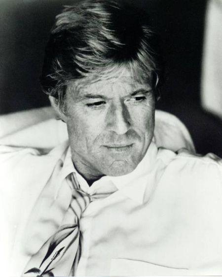 Robert Redford: Robert Redford.
