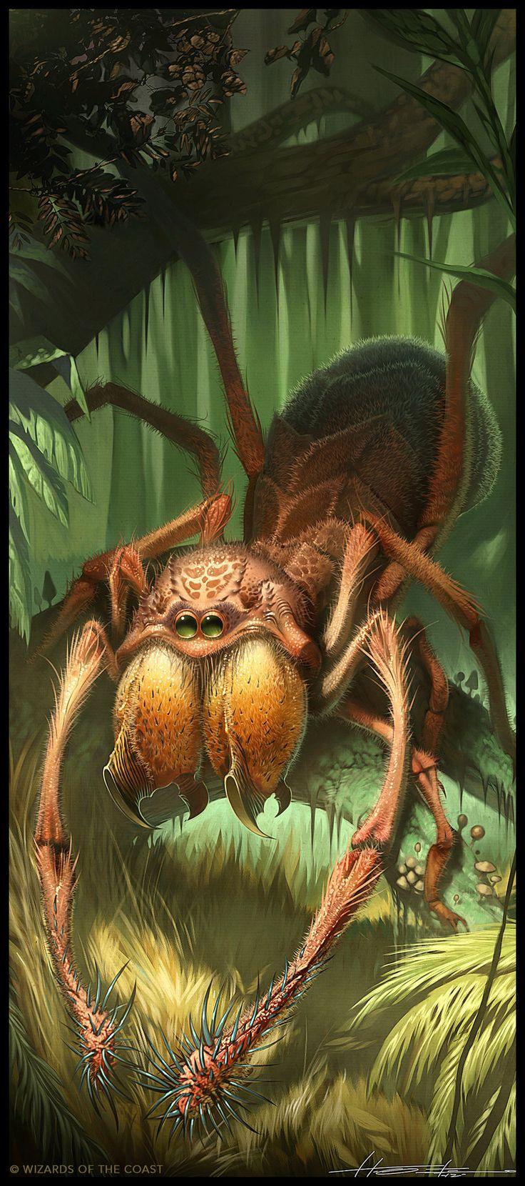 High dawnknight tlinthar regheriad lathander paladin iluskan order - Artstation Spider Hector Ortiz