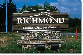 Welcome to Richmond BC