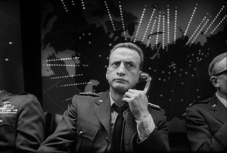 Just watched Dr Strangelove for the first time and each frame is littered with minute details. Kubrick was meticulous