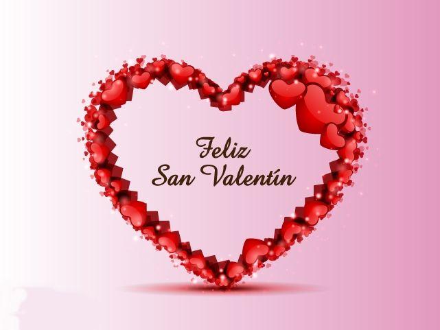 Happy Valentines Day In Spanish · Kurze GedichteFröhlichen ValentinstagKussGlücklichIn  ...