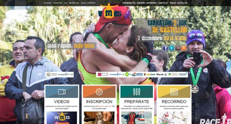 Maratón Internacional Castellón 2014