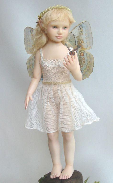Lilia: Angel Faces, Dragonflywork