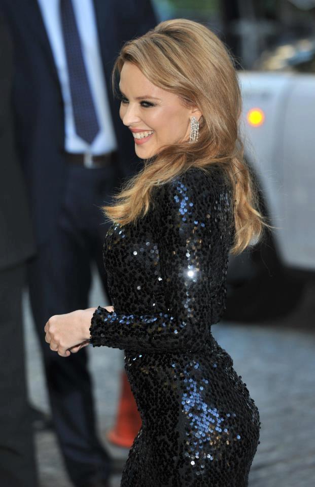 Kylie Minogue at Holy Motors London Premiere 2012