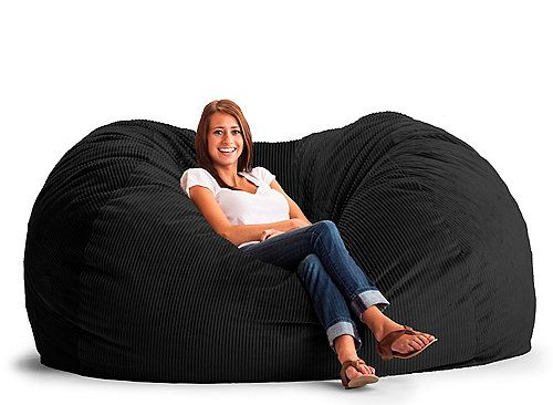 The Fuf 7 Corduroy Bean Bag Is Made For Todays Living Rooms Bedrooms And Family Gone Are Days Of Flat Shapeless Bags This Resilient
