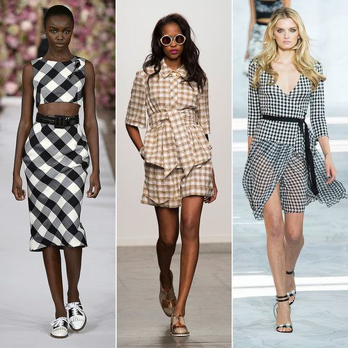 Cool-Girl Gingham