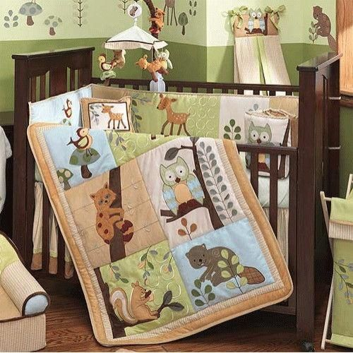 Pin by Michelle Balge on Gender Neutral Crib Bedding ...