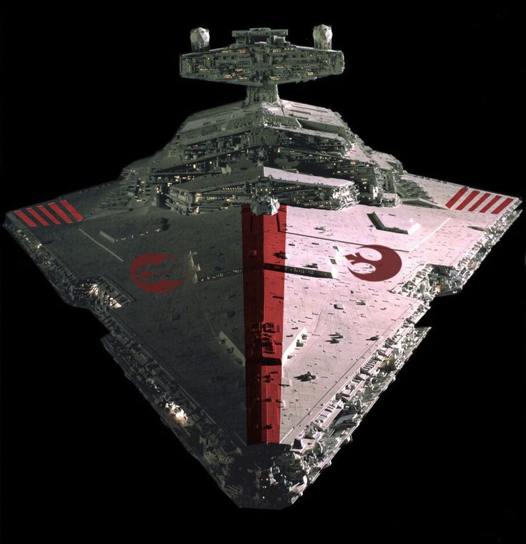 New Republic Star Destroyer NRSD | Star wars | Pinterest ...