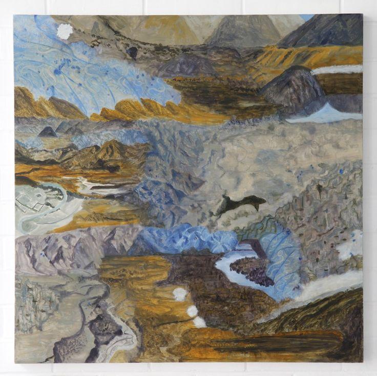 Barbara Tuck, Small stone thunder, 2010