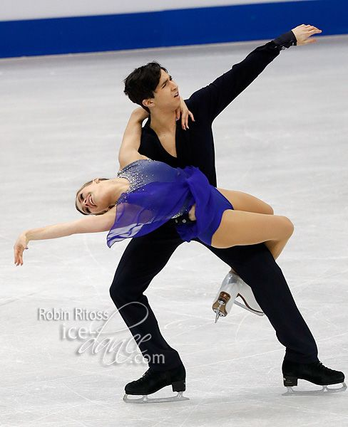 Marjorie Lajoie & Zachary Lagha (CAN)