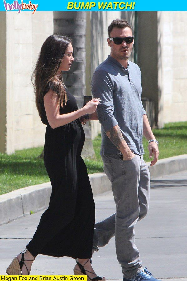 Megan Fox Pregnant — Shows Off Baby Bump In Los Angeles - Hollywood Life