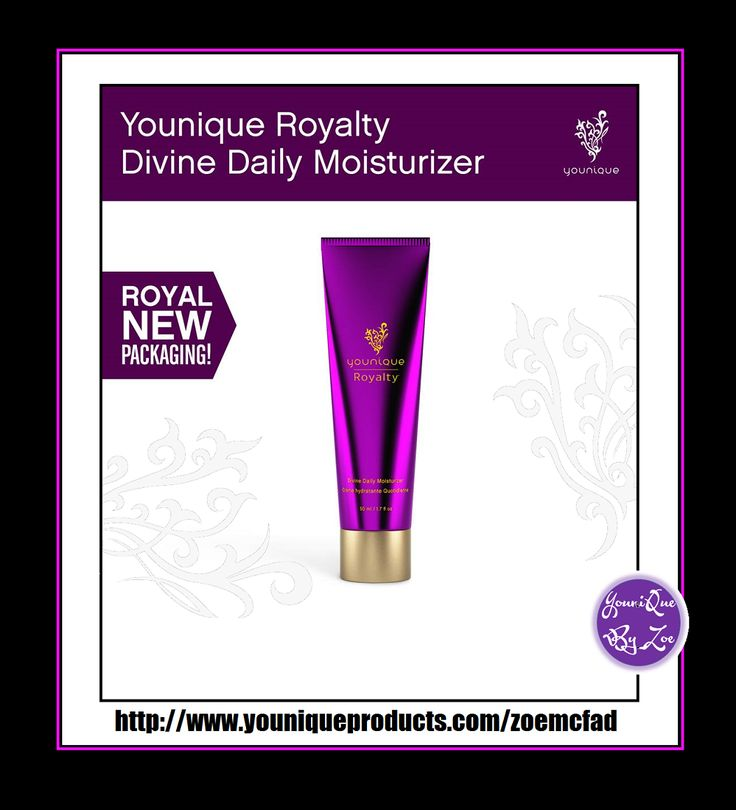 Royalty Divine Daily Moisturizer Glow all day long with a moisturizer for every skin type Release your divine potential with Divine Daily Moisturizer, a hydrating and nourishing moisturizer made to suit all skin types. Squalane and plant extracts condition skin for a truly radiant glow every day. #YOUNIQUE #australia #newzealand #germany #spain #france #canada #usa #uk #mexico #hongkong #beauty #makeup #skincare