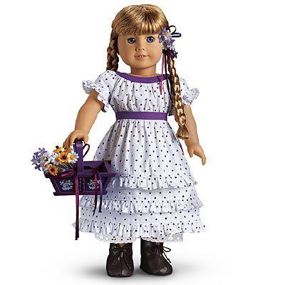 kirsten american girl doll retired | Kirsten's Midsummer Outfit - American Girl Wiki