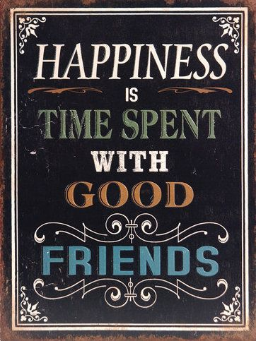 Happiness Is Time Spent