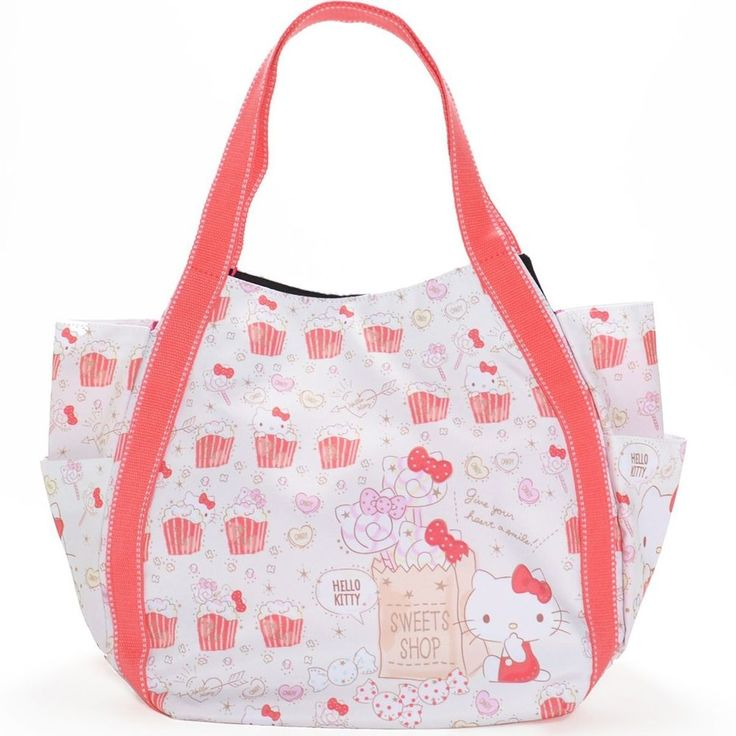 New! Hello Kitty limited 40th anniversary Tote Bag Mothers Sanrio 4046 F/S #Sanrio