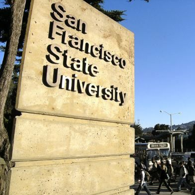 San Francisco State University - loved these students! August 10-12, 2011