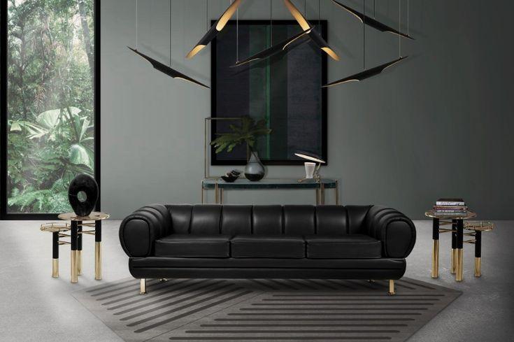 Top 6 Modern Sofas Exhibitors At Maison et Objet 2017 You Must Visit | M&O. Leather Sofa. #modernsofas #maisonetobjet #maisonobjet #leathersofa Read more: http://modernsofas.eu/2016/12/15/modern-sofas-exhibitors-maison-objet-2017-visit/