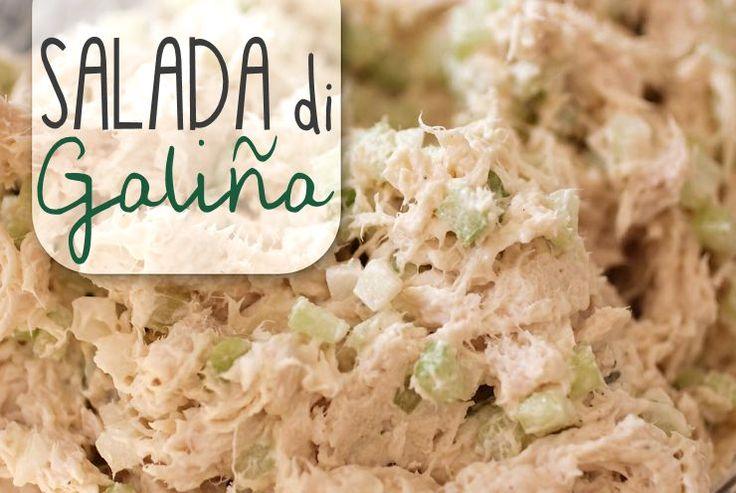 Een heerlijke, frisse maaltijdsalade met kip en verschillende soorten groente. Het is een lekker lichte salade, doordat er geen gebruik gemaakt wordt van aardappelen. Deze salade is uiteraard ook g…