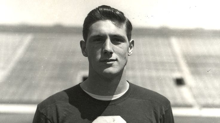 Ralph Vincent Guglielmi (June 26, 1933 – January 23, 2017) was an American football quarterback in the National Football League for the Washington Redskins, St. Louis Cardinals, New York Giants and the Philadelphia Eagles. He played college football at the University of Notre Dame and was drafted in the first round of the 1955 NFL Draft.