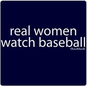 Real Women Watch Baseball! boston-girls-only
