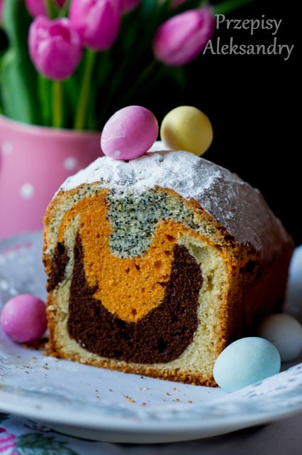 Polish Easter Recipes:  BABKA
