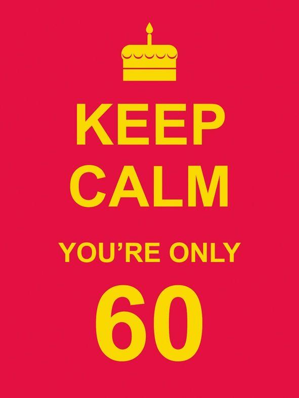 Happy 60th Birthday Quotes: 17+ Images About Birthday Milestones -50/60/65 On