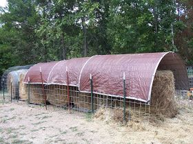 Krazo Acres: The Logistics of Hay, Part 4 - Hay Storage