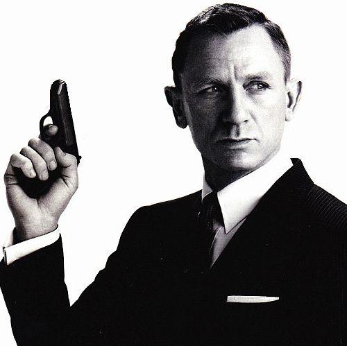 James Bond #hero #archetype #brandpersonality