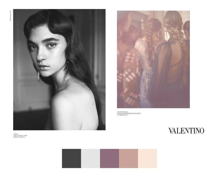 Spring summer 2017 colour palettes- gorgeous and romantic.