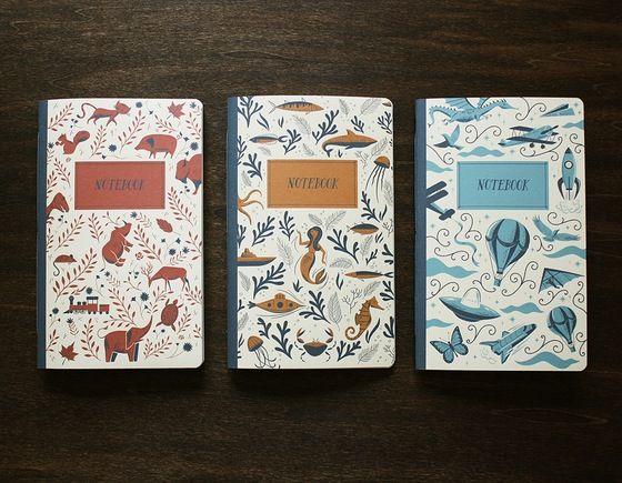 sea notebook - Google Search