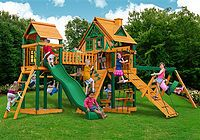Looking for Gorilla Playsets Swing Set Accessories? Backyard Imagination offers a large selection of Gorilla sets at the Lowest Price Online & In Stores!