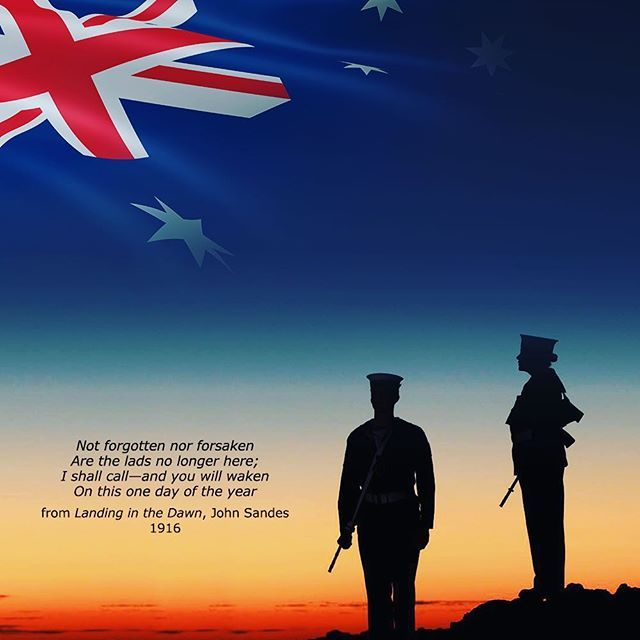 Our Kensington store will be closed Monday 25th April to commemorate Anzac Day 🇦🇺🇦🇺