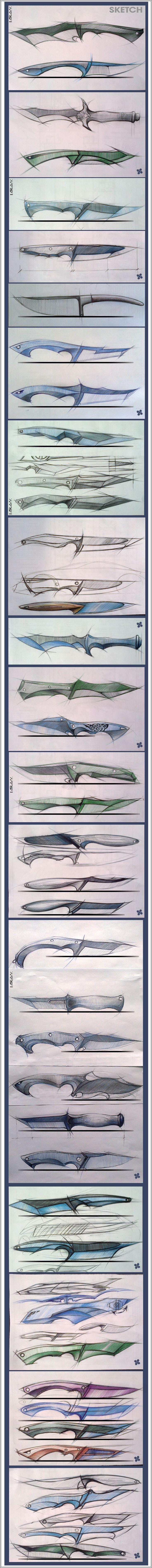 knives : )