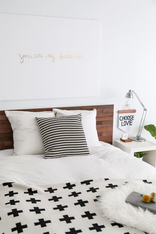 17 DIY BEDROOM PROJECTS TO MAKE YOUR