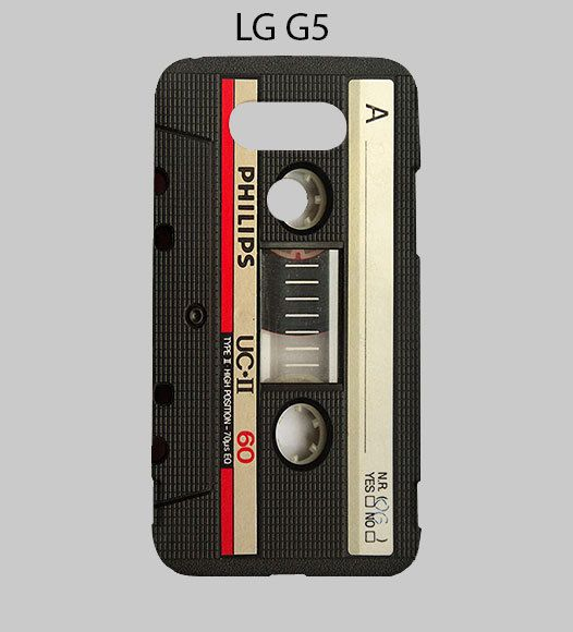 Vintage Cassette Tape LG G5 Case Cover
