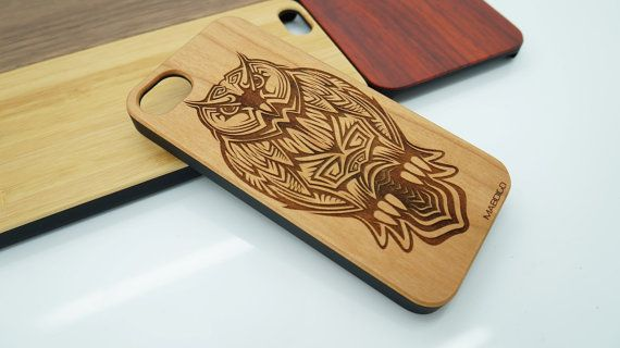 Owl Phone Case iPhone 6 Plus iPhone 5 iPhone Case by Mabdigo