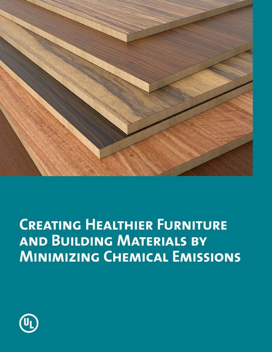 Creating Healthier Furniture and Building Materials By Minimizing Chemical Emissions: It is estimated that people in industrialized societies spend about 90 percent of their time indoors. Unfortunately, indoor concentration levels of potentially harmful volatile organic compounds (VOCs) and other airborne pollutants are likely to be significantly higher than outdoor levels.