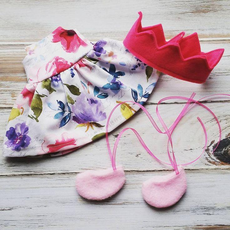 Custom Doll Clothes, SpunCandy
