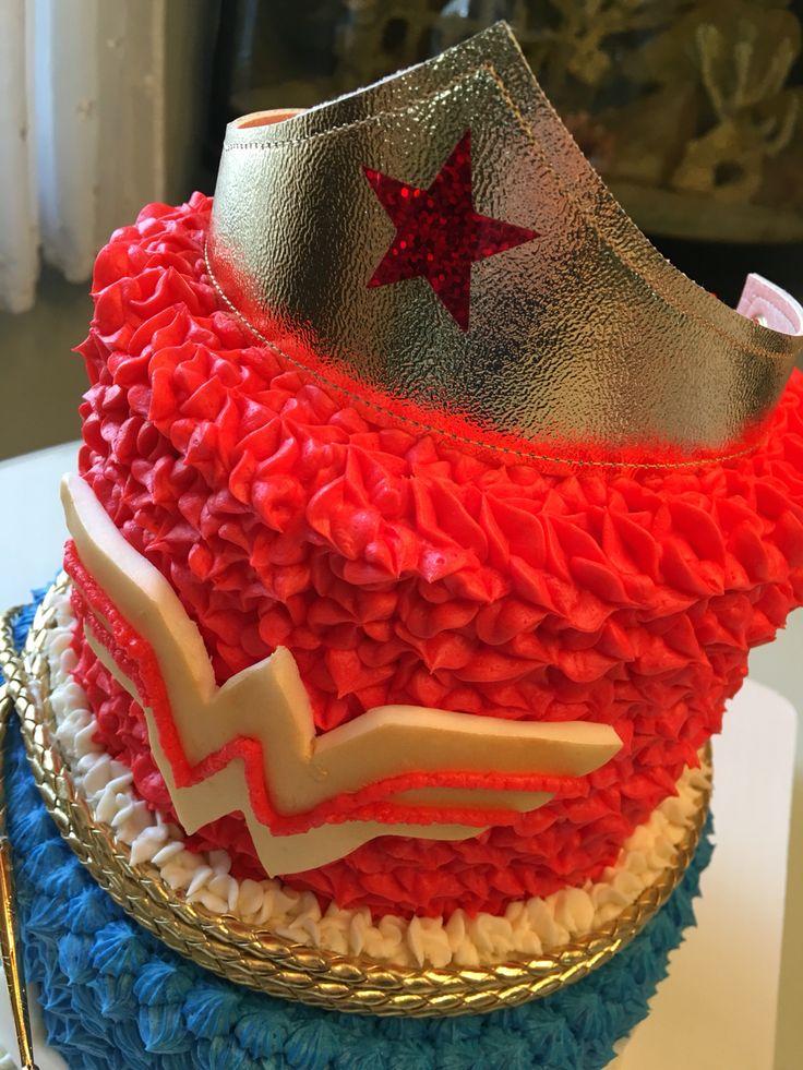 M s de 1000 ideas sobre wonder woman cake en pinterest for Decoracion wonder woman