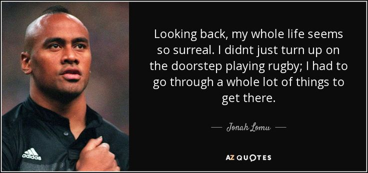 TOP 13 QUOTES BY JONAH LOMU | A-Z Quotes