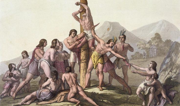 Did human sacrifice help complex early civilizations form?