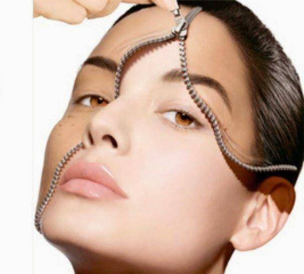 TAROT DE ESTHER: Φυσική  λεύκανση  δέρματος