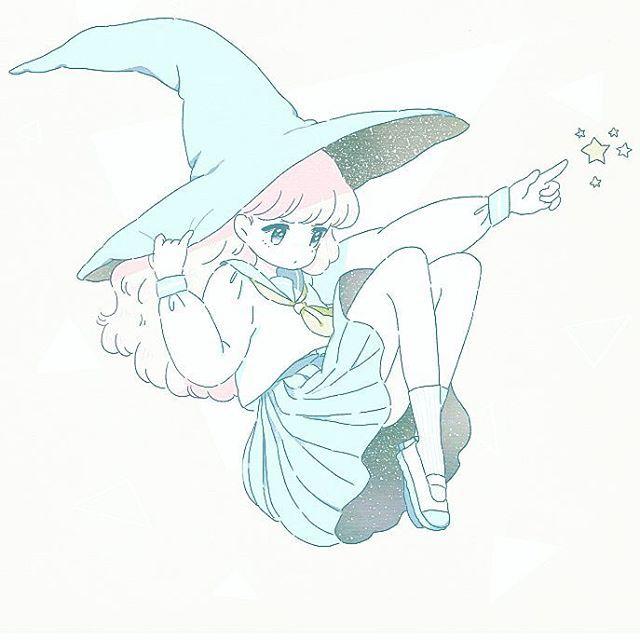 pastel anime art - Google Search