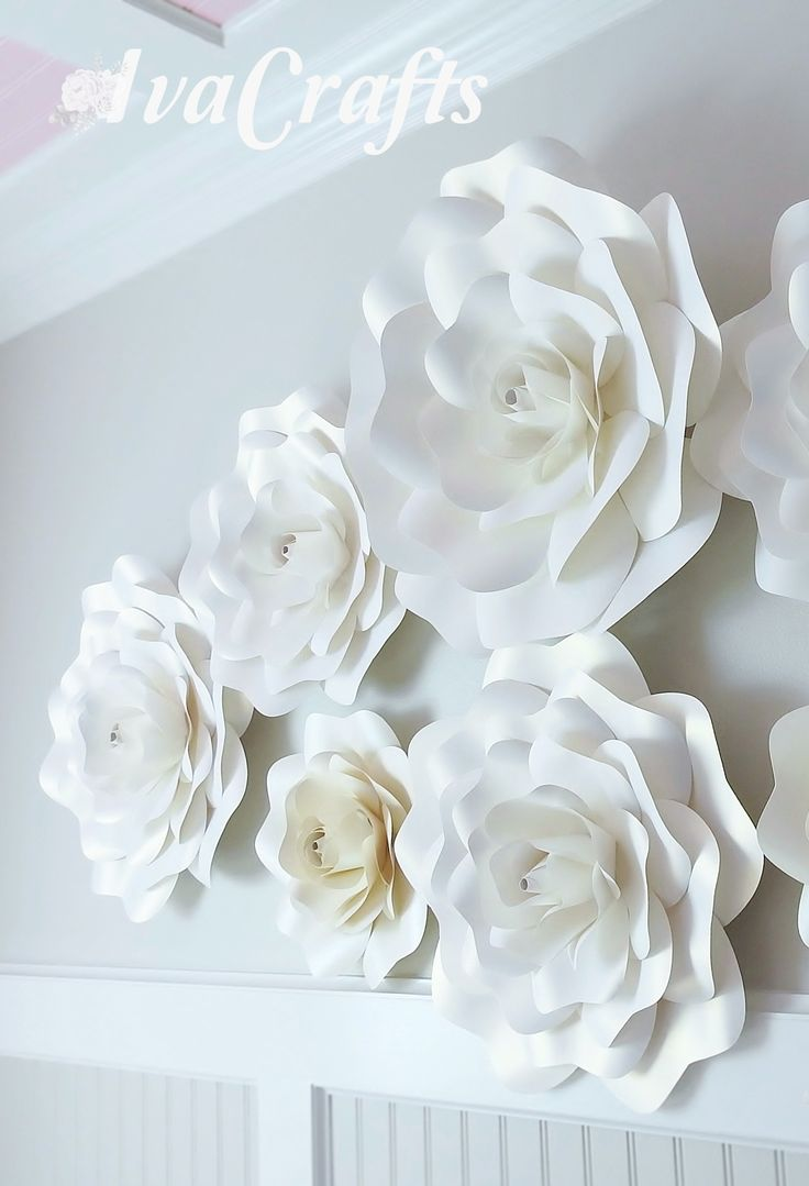 best Paper Flowers from IvaCrafts images on Pinterest