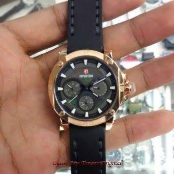 Jam Tangan Expedition E-6606 BF Black Rosegold Harga : Rp 950,000,- | BB : 21F3BA2F | SMS :083878312537