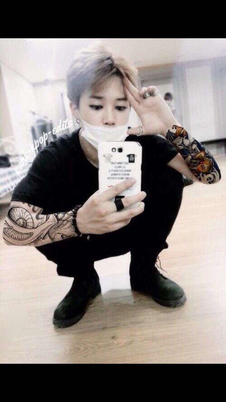 Tae And Jungkook Tattoo: Blood Ink - 04: Kookie Baby