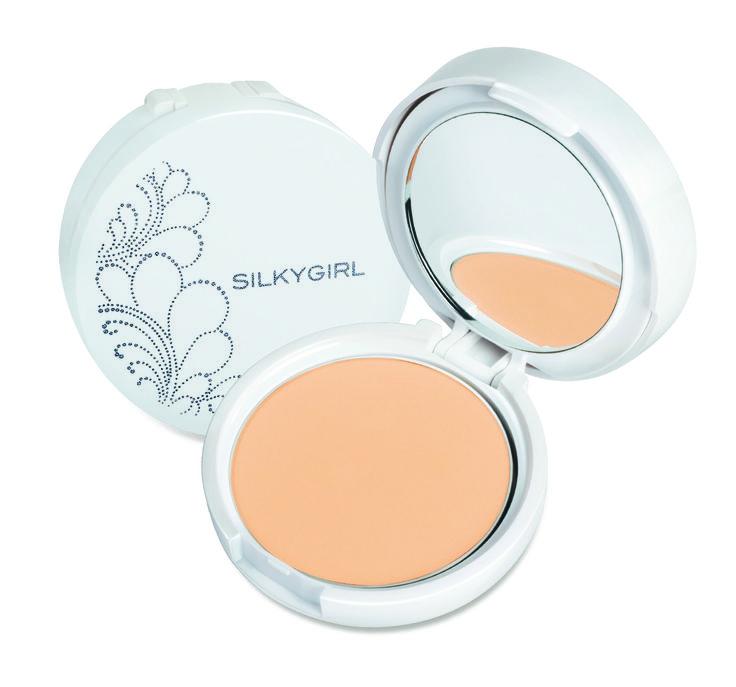 SKIN PERFECT CC 2 WAY FOUNDATION - SILKYGIRL