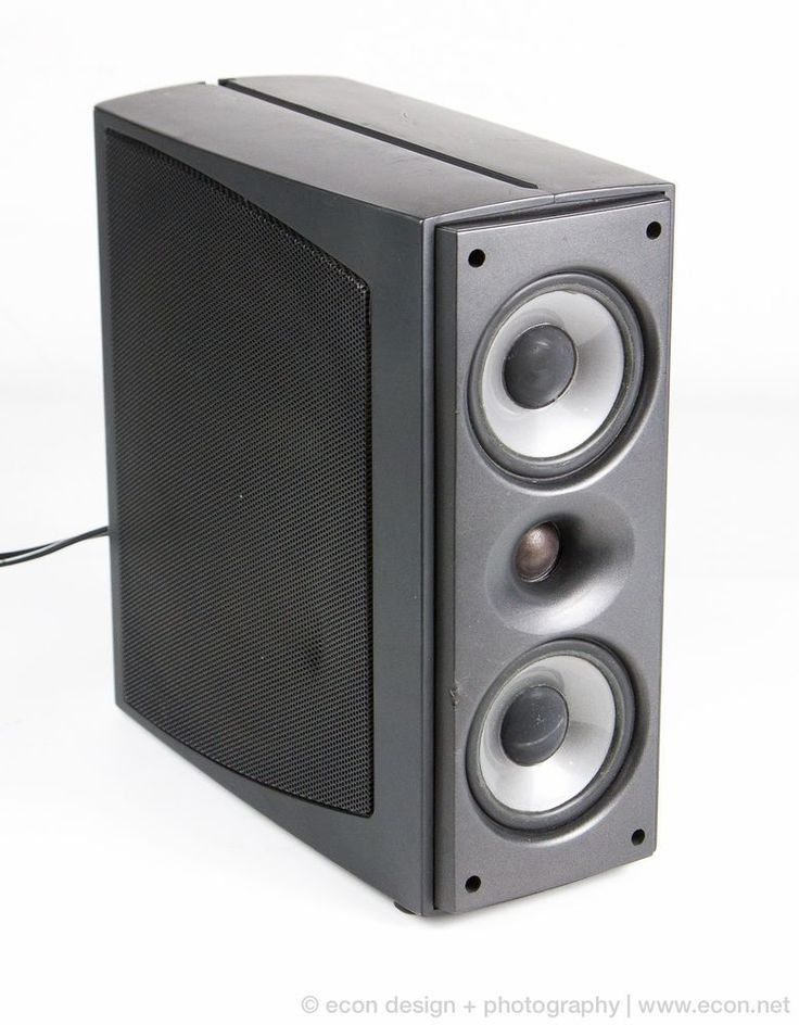 INFINITY COMPOSITION OVERTURE 1 OVTR-1 CENTER SPEAKER W/ POWERED SUBWOOFER #Bose