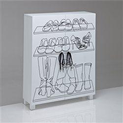 Meuble à chaussures La Redoute