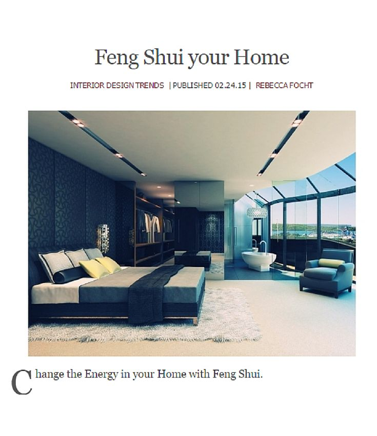 Change The Energy In Your Home With Feng Shui Read More At